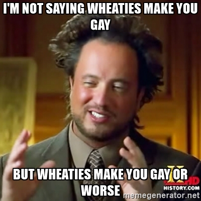 Gay Wheaties