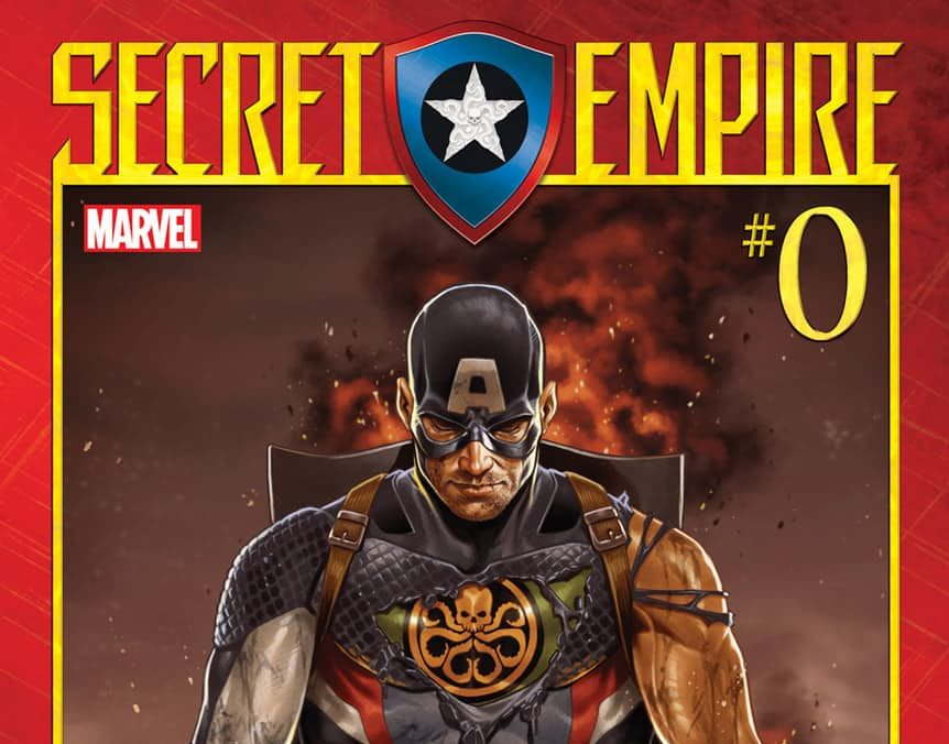 Secret Empire 0