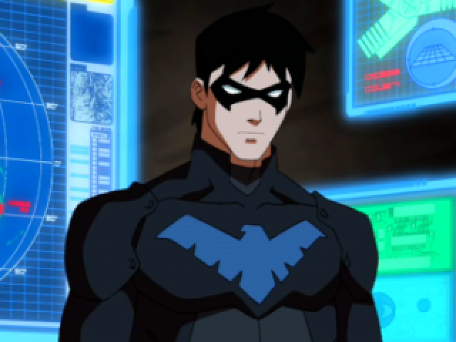 Nightwing Cartoon