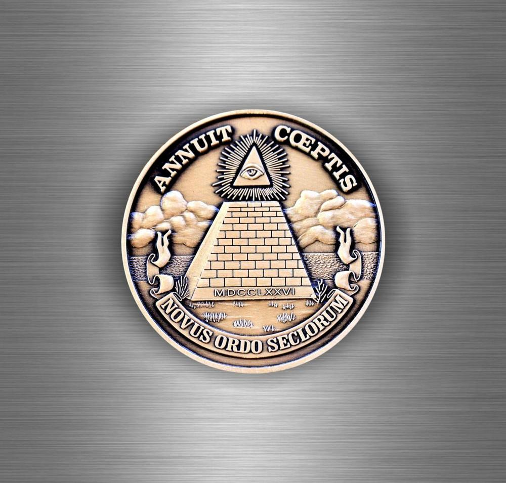 All Seeing Eye Coin