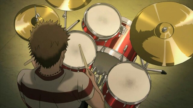 anime drum roll