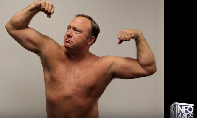 jones bodybuilder