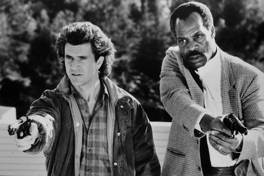 Lethal Weapon BW
