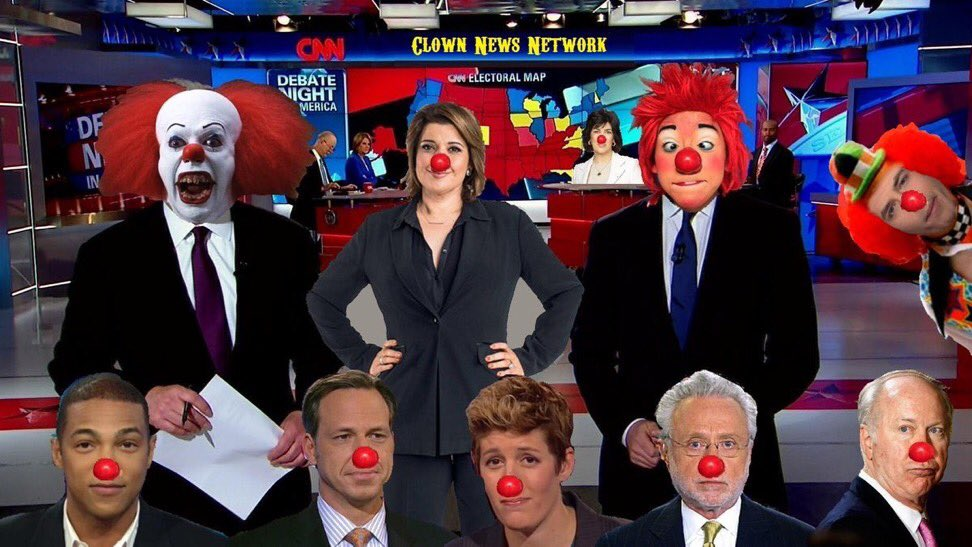 CNN Clown