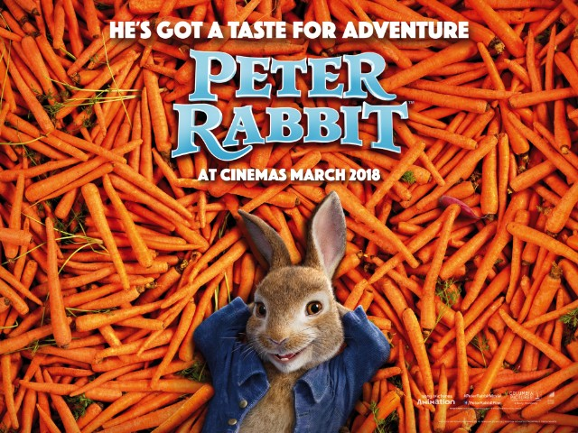 Peter Rabbit Pster