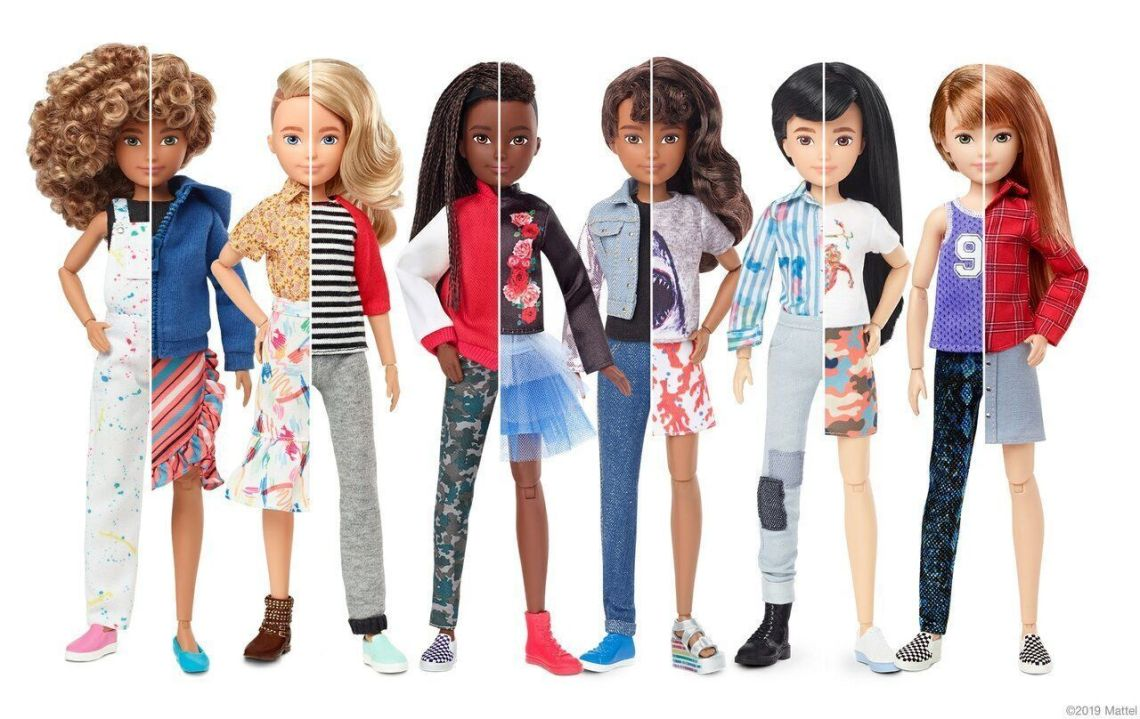 Creatable Worlds Dolls